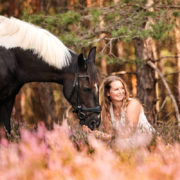 Pferdefotografie Portfoliotag Lüneburger Heide 2021